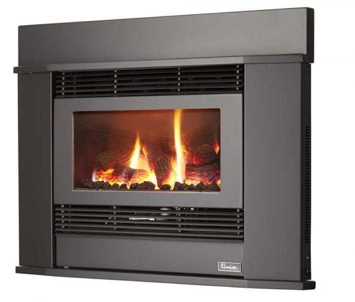 Esprit 62 Inbuilt Gas Log Fire