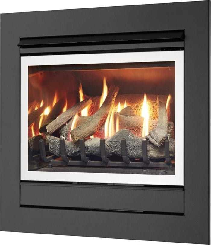 Matrix GFX-S Gas Log Fire