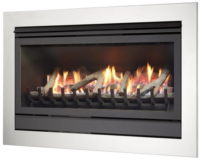 Realistic 5000L Gas Log Fire