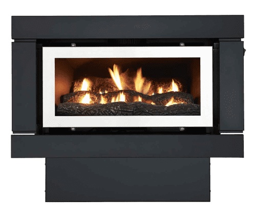 Luminar gas log fires