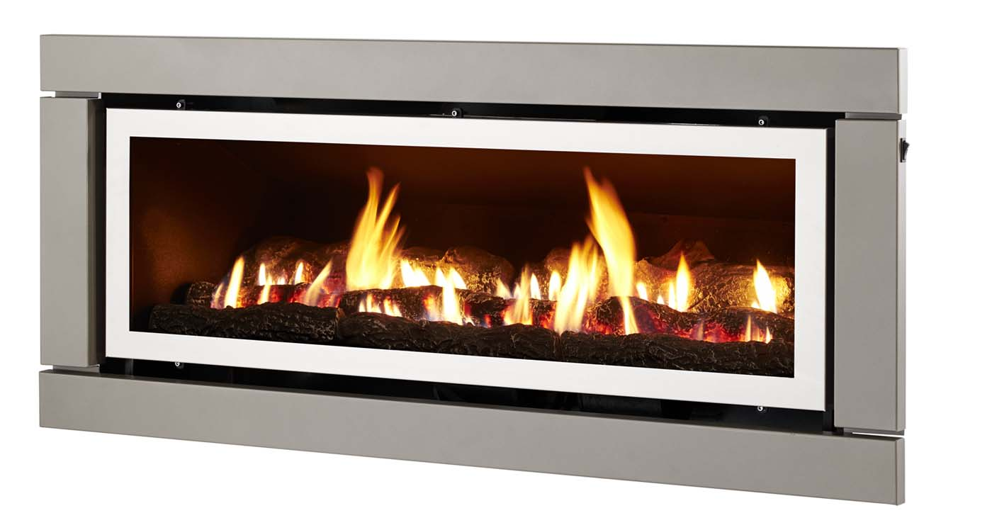 glass peterson gas rock fyre oak real fireplace logs inch post ideas inserts and