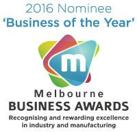 2016 Award Nominee Logo MBA