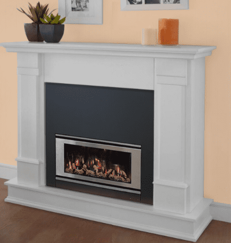 Azura 2.0 Inbuilt Gas Log Fire