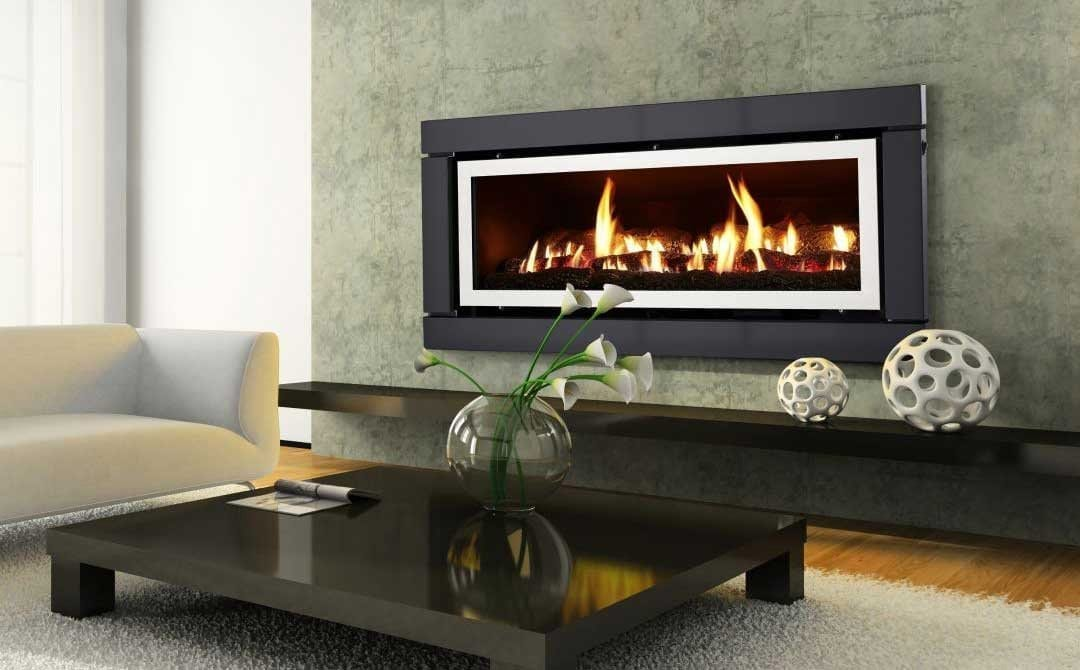 Inbuilt Fireplace